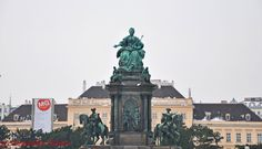 Vienna/Maria Theresia Vienna, Statue Of Liberty, Louvre, City, Building, Travel, Statue Of Liberty Facts, Viajes, Statue Of Libery