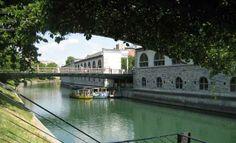 The Butchers' Bridge, Photo of Ljubljana - IgoUgo