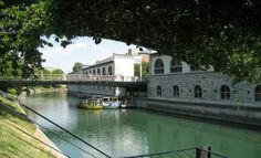The Butchers' Bridge, Photo of Ljubljana - IgoUgo