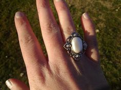 The Anastasia Ring by LadyResplendence on Etsy, $5.99