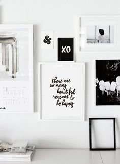 Printable Typography Art Inspirational Quote by TheMotivatedType