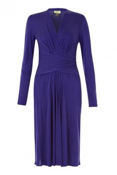 Classic wrap dress- yes, THAT blue dress chosen by Kate- loved it then, still do!