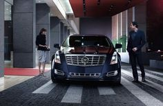 The 2018 Cadillac Xts Luxury Sedan Is Elevated With The New