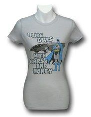 Batman - I like guys with cars and money! :)