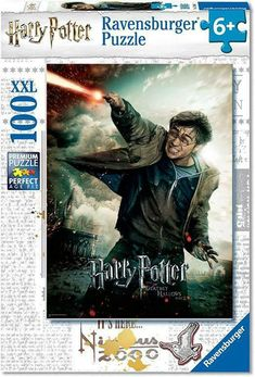 Puzzle Harry Potter Ravensburger pz 100XXL 49x36cm Puzzles, Lego, Harry Potter, Mickey Mouse Clubhouse, Deathly Hallows, Hogwarts, Pokemon, Movie Posters, Ainsi