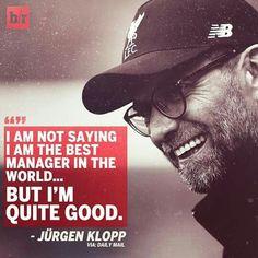 You are the best Jurgen  #lfc #ynwa