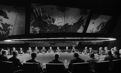 Dr. Strangelove by Stanley Kubrick