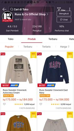 Best Online Clothing Stores, Online Shopping Sites, Online Shopping Clothes, Teen Fashion Outfits, Swag Outfits, Study English Language, Online Shop Baju, Aesthetic Shop, Casual Hijab Outfit
