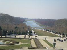 Chateau Versailles Garden