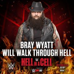 Bray Wyatt, Hell In A Cell 2015