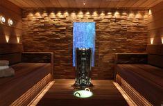 Tunnelmallinen saunavalaistus syntyy nykytekniikalla - Suomela - Jotta asuminen olisi mukavampaa