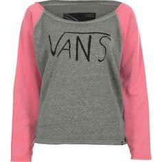vans women's shirt | Vans Womens Vans Anchor Jacket charcoal heathe