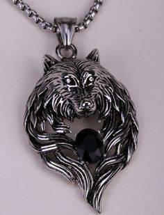 ATTN: This Item will take four weeks for delivery!!!!!!!!316L Stainless Steel Stainless Steel Corrosion Resistant, Will Not Tarnish Pendant Size 5 cm (2 Inches