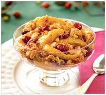 South Beach Diet Apple Crisp...healthy and great summer dessert!