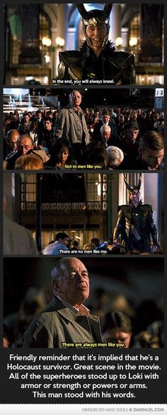 The Most Underrated Scene In The Avengers