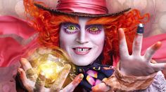 johnny depp alice through the looking glass Images