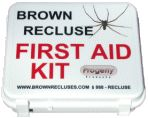 Brown Recluse First Aid Kit | Brown Recluse | Brown Recluse Spider | Recluse Spider