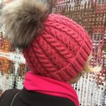 Freedom and cables hat - free knitting pattern from felinity knit hat Freedom and cables – free hat pattern Beanie Knitting Patterns Free, Easy Knitting, Knit Patterns, Beanie Pattern Free, Sock Knitting, Knitting Machine, Vintage Knitting, Vintage Crochet, Stitch Patterns