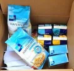 Kostenloses Frühstücks-Paket für ein gesundes Frühstück in der Grundschule