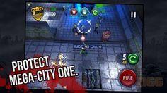 Judge Dredd vs. Zombies - jogo de zumbi para Windows 8