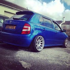 Fabia Vrs Skoda Fabia, Volkswagen Golf, Cars And Motorcycles, Vehicles, Awesome, Design, Cars, Rolling Stock