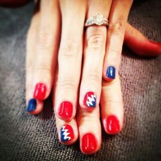 Grateful dead nails