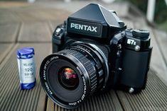 Image result for pentax 67 ii