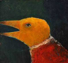 Mel McCuddin, A Song in the Dark 2014, oil