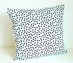 monochrome cushion
