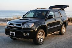 My baby in the near future. I currently own a 2000 Toyota 4runner Sport Edition Black 4x2