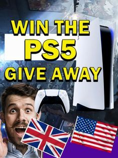 FREE PS5 Giveaway   Enter to Win a Free Sony PlayStation 5 We're giving away a free Sony PS5 to 100 lucky winners Entering to win easy – just use the giveaway tool provided below Newest Playstation, Visit Uk, Enter To Win, Sony, Giveaway, Console, Reading, Free, Watch