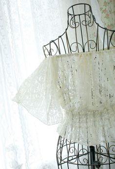 amazing lace tunic