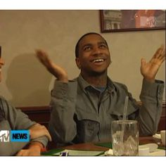 LIL B GIVES RARE INTERVIEW TO MTV WOW BASED JOURNALISM THANK YOU BASED GOD!