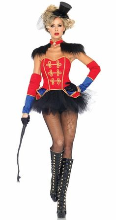 Ring Master Costume, Sexy Halloween Costumes, Halloween Costumes