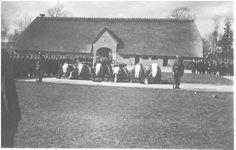 9-4-1940, Døde danske soldater æres ved deres begravelse