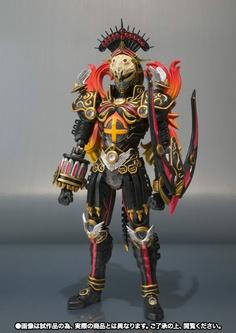 Kamen Rider Fourze Sagittarius Zodiart - June 2013