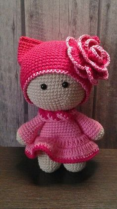 Image result for yoyo crochet dolls