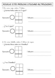 178 best 2 matemticas images on pinterest calculus good ideas fichas de matematicas multiplicacion tablas de multiplicar ejercicios primaria fandeluxe Choice Image