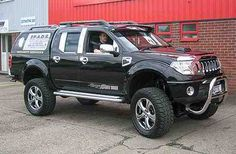 nissan navara d40 lifted - Google Search