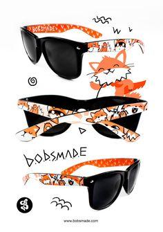 SuperFox Sunglasses by Bobsmade.deviantart.com on @deviantART