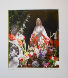 This beautiful statue The Virgin of by DarttHurstGallery on Etsy, $25.00