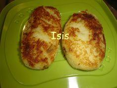 RECEITAS ÉTICAS 2: BOLINHO DE COUVE FLOR DA ISIS