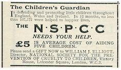 NSPCC. Date unknown