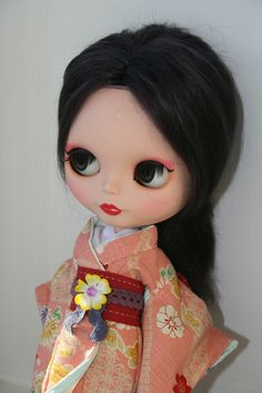 Cuckoo - Custom Blythe Dolls By Zebra