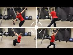 August Workout: Full Body TRX Workout | ClubSport Life- Fitness, Sports, and Lifestyle Blog