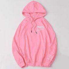 розов Harry Styles Merch, Kpop Shop, Sweatshirt, Hoodie, Hooded Jacket, Tours, Casual, Sweaters, Jackets