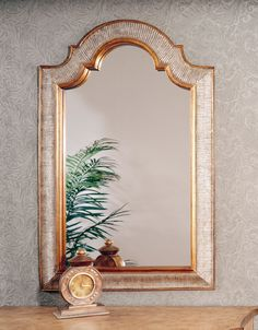 Ramos Arched Oversized Wall Mirror
