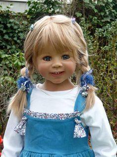 Leandra, by Masterpiece Dolls