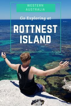 Go exploring at Rottnest Island and enjoy a wonderful adventure in one of Western Australia's most popular tourist destinations. Cairns Australia, Australia Day, Visit Australia, Western Australia, Australia Visa, Australia Travel Guide, Water Activities, Amazing Destinations, Travel Destinations