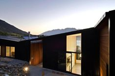 The Drift Bay House by Kerr Ritchie Architects   CONTEMPORIST